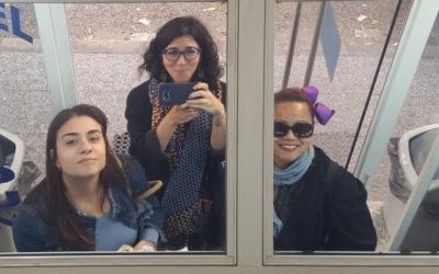Mercredi 12 février 2020 – Victoria K, Delphine Seyrig et moi ou la Petite Chaise jaune