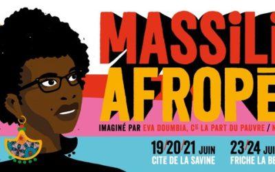 Du 10 au  24 juin 2018 – Festival Afropea