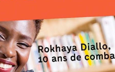 Vendredi 6 décembre 2019 – Rencontre avec Rokhaya Diallo
