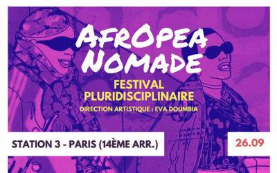 Festival Afropea 2021 – Station 3 Paris