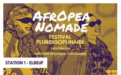 Festival Afropea 2021 – Station 1 Elbeuf